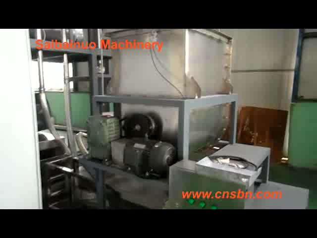 Continuous Automatic Pet food production equipment