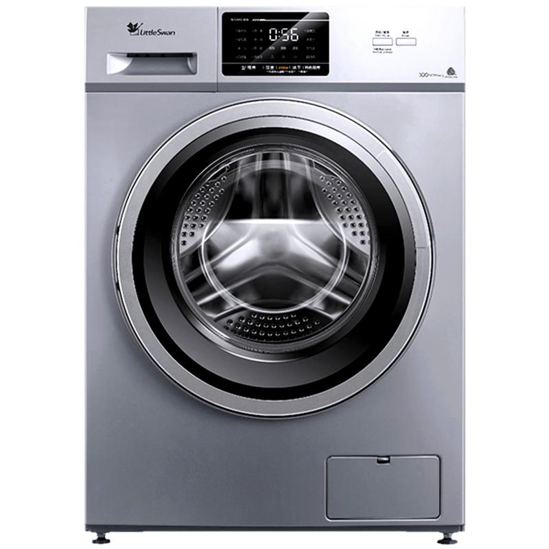 小天鹅10公斤空气洗烘一体智能滚筒全自动洗衣机家用TD100V21DS5
