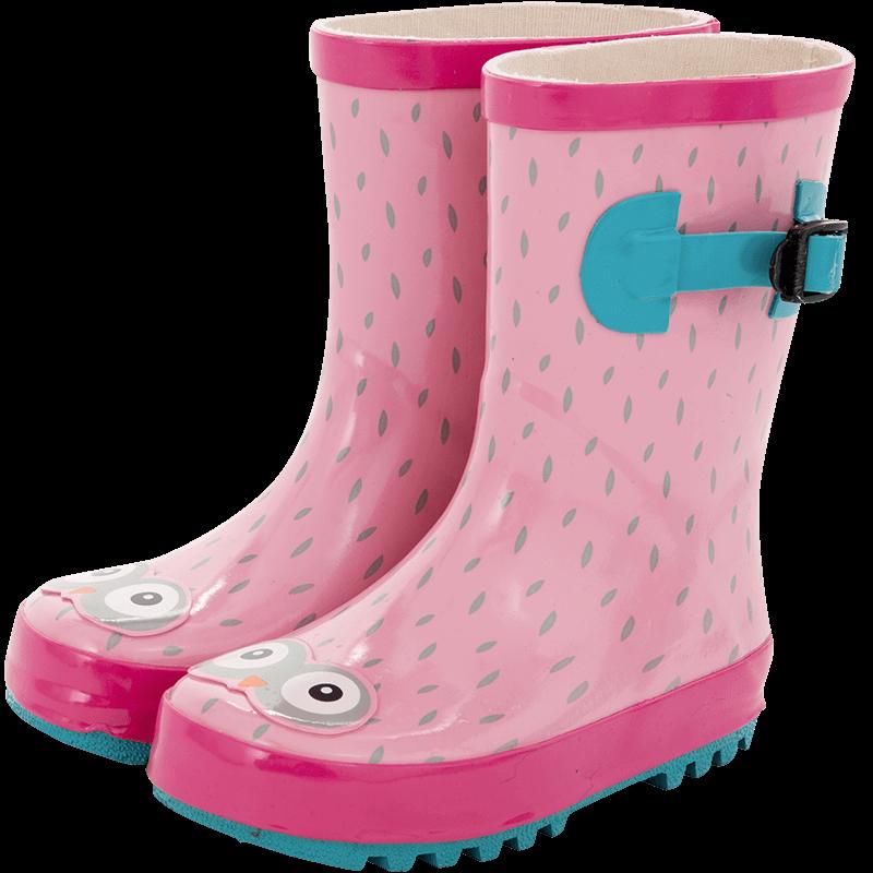 五宝宝秋冬韩国防水个性耐磨雨靴