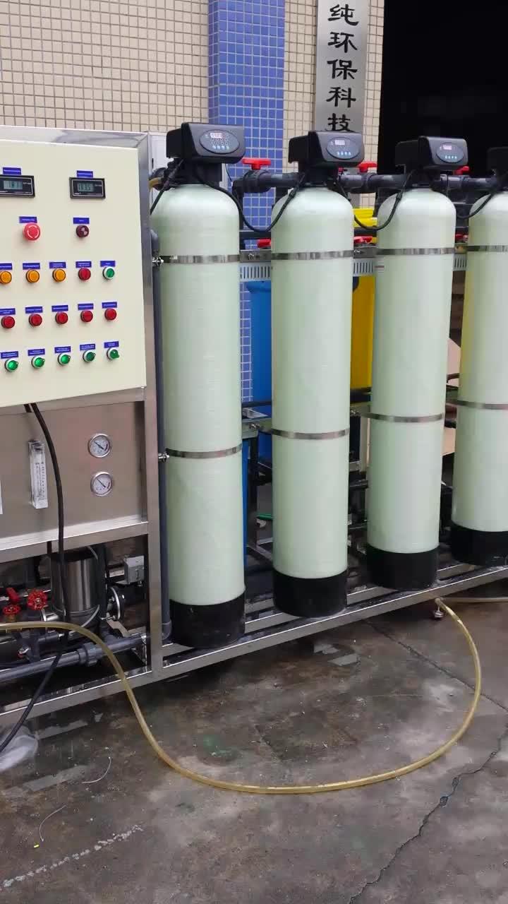Solar waterzuiveringstabletten plant kosten voor waterbehandeling met ro systeem
