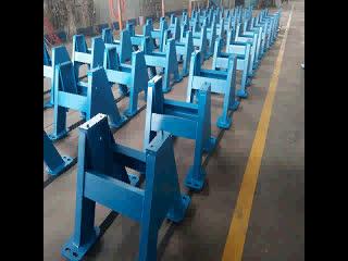 Customized Aluminum Profiles Frame Structure TIG Welding Fabrication