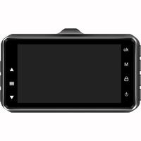 凌度行车记录仪汽车载高清夜视前后双录隐藏式倒车影像免安装无线