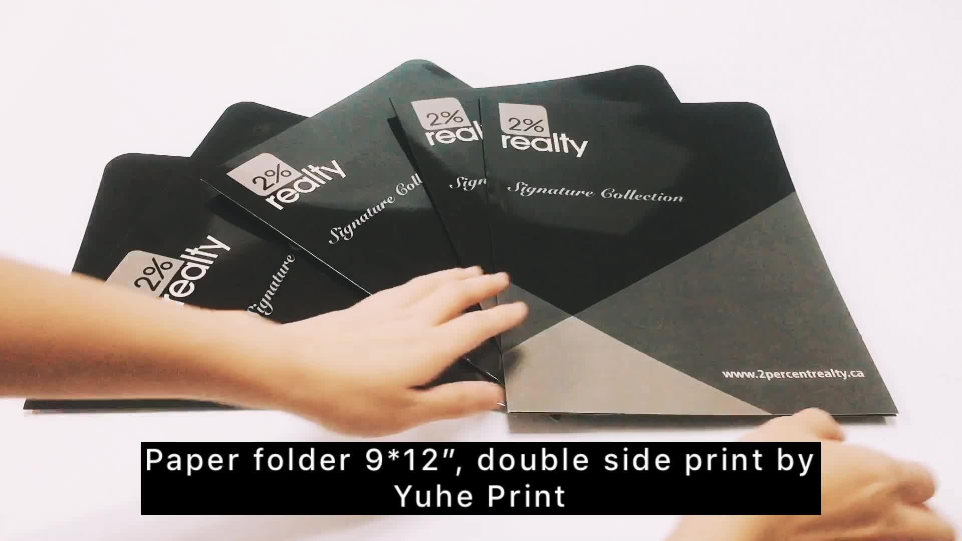 Wholesale office stationary set A4 Zip Leather Documents Organizer Premium size File Folder