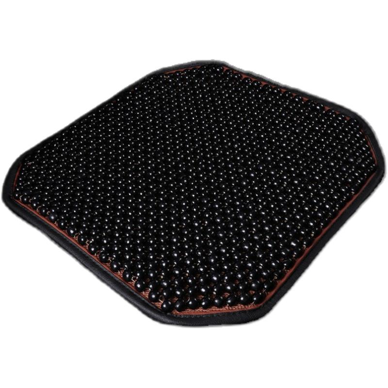 夏季木珠单片透气凉垫珠子单个椅垫评价如何