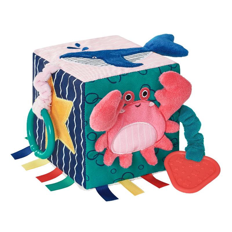 babycare安抚玩偶可咬可入口安抚巾评价如何