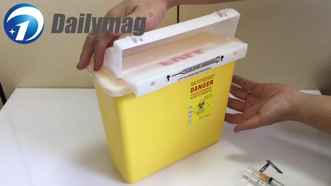 Needle Box/Sharp container