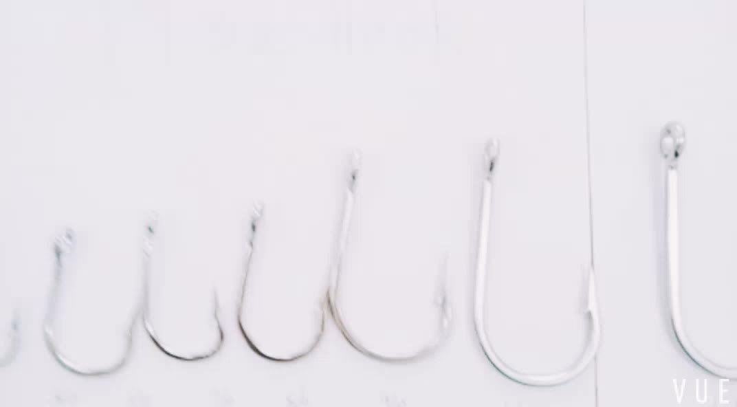 Quality Stainless Steel Hooks Game Fishing Hooks 7732 in Sizes 4/0~12/0 Special Offer Fishing Hook