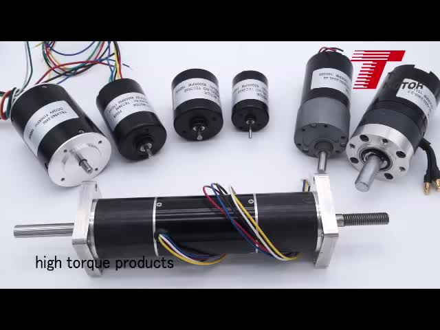 GM37-TEC3650 12 volt brushless dc motor