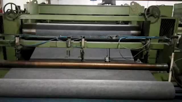 Nonwoven Fabric Raw Material Garment Interlining Felt