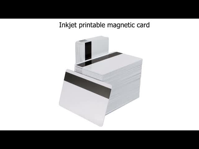 Inkjet Printable Plastic Card for epson l800 printer