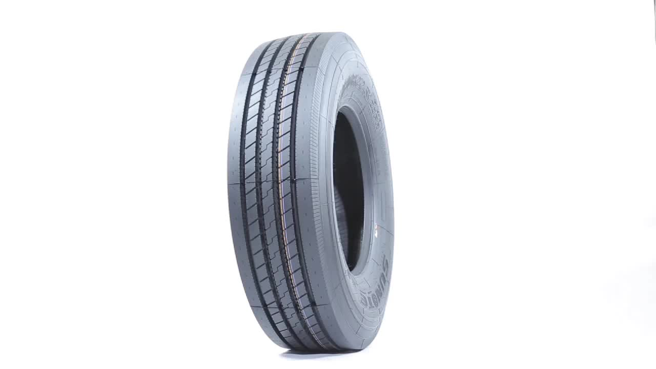 New tyre factory manufacturers in china, 11r22.5 12r22.5 chinese rubber tyre price list