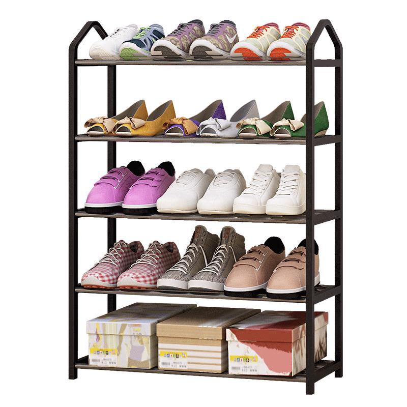 家用经济型放门口收纳防尘鞋架子好用吗