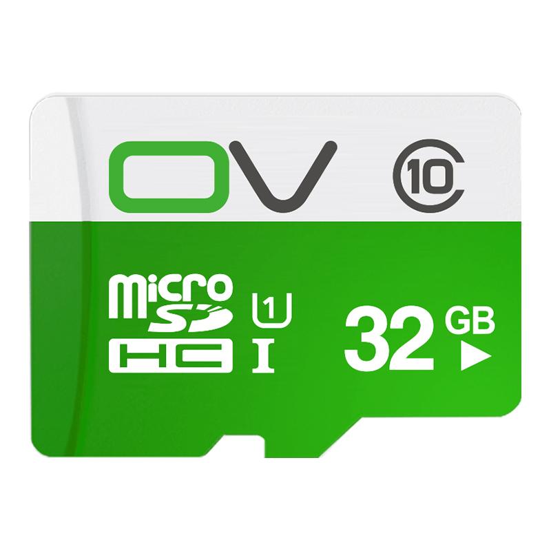 OV内存卡32g 高速tf小卡手机C10行车记录仪专用microSD监控存储卡