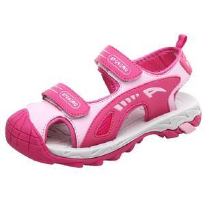 阿童木儿童包头2021夏季新款沙滩鞋