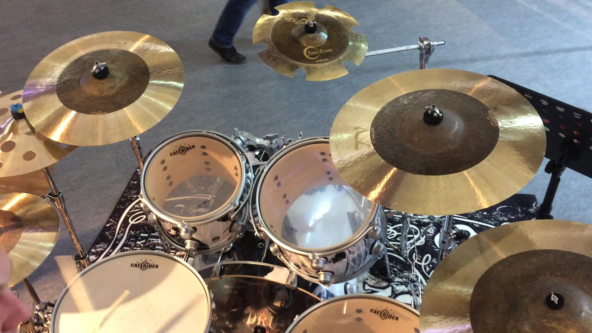 Hot sale TV series Cymbals and cymbal