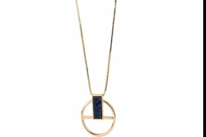 Accessori in acciaio inox collana del pendente, collana di colore argento placcato catena fragile monili di costume di modo