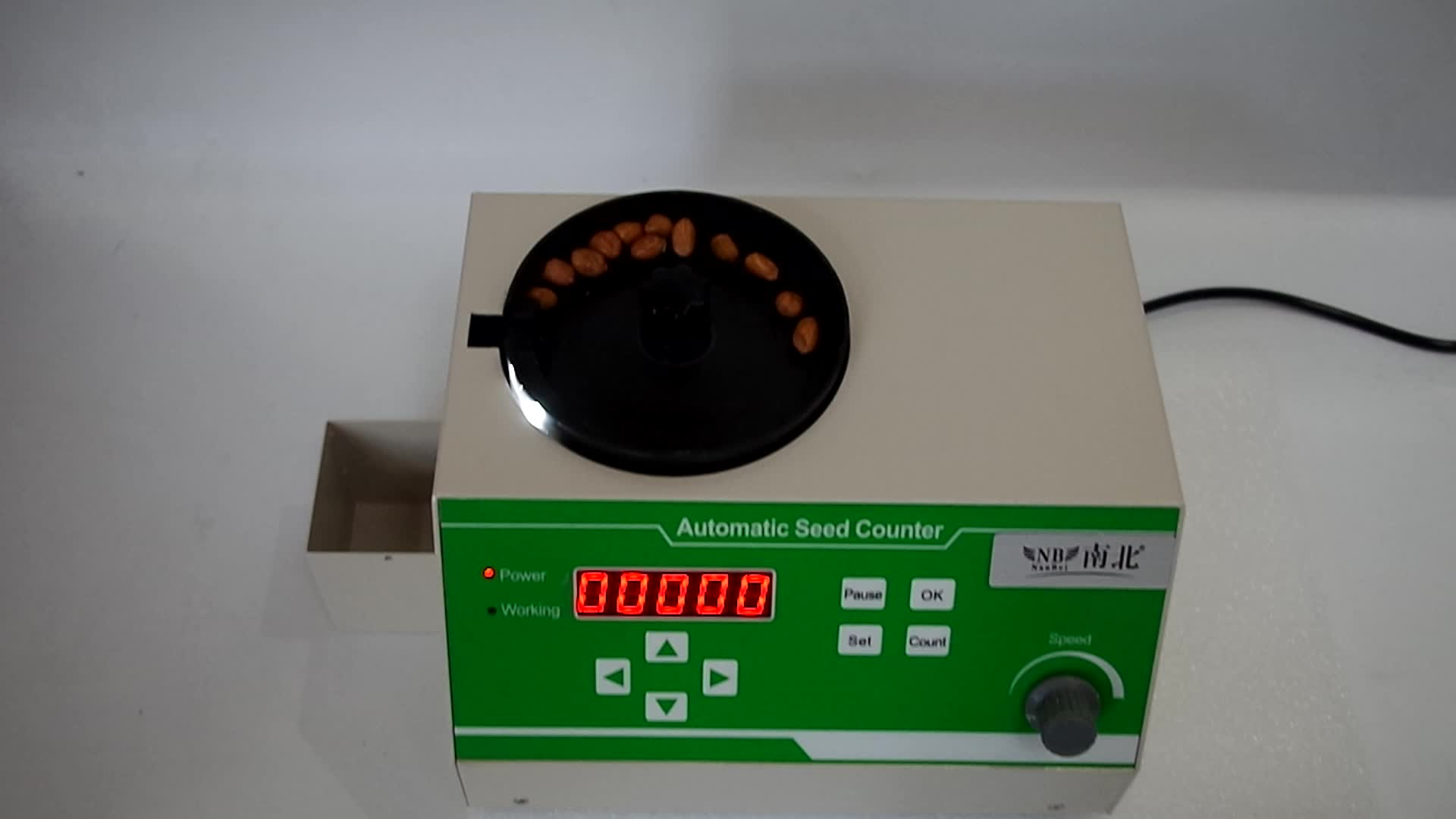 4-10mm grain seeds automatic seed counter for sale