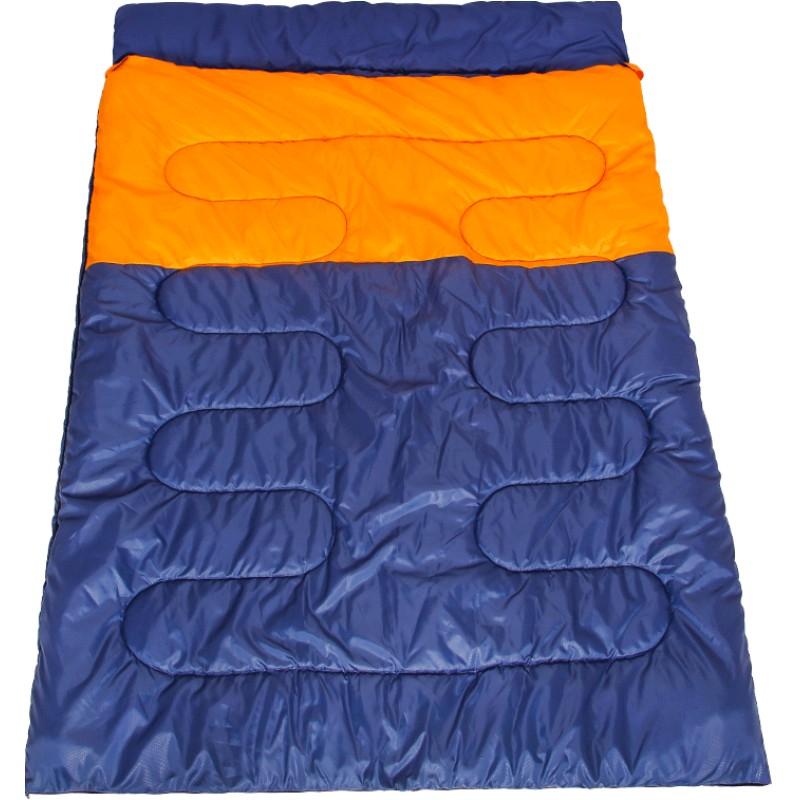 探险者防寒三人双人大人情侣睡袋好不好