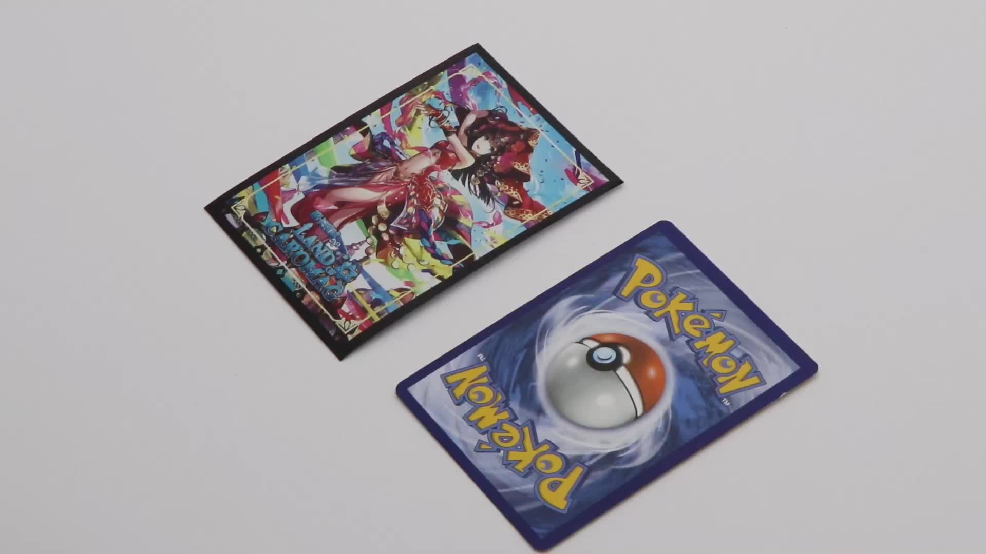 ffg fow pokemon vanguard vg bushiroad plastic sleeves for card dragon shields - Plastic Sleeves For Cards