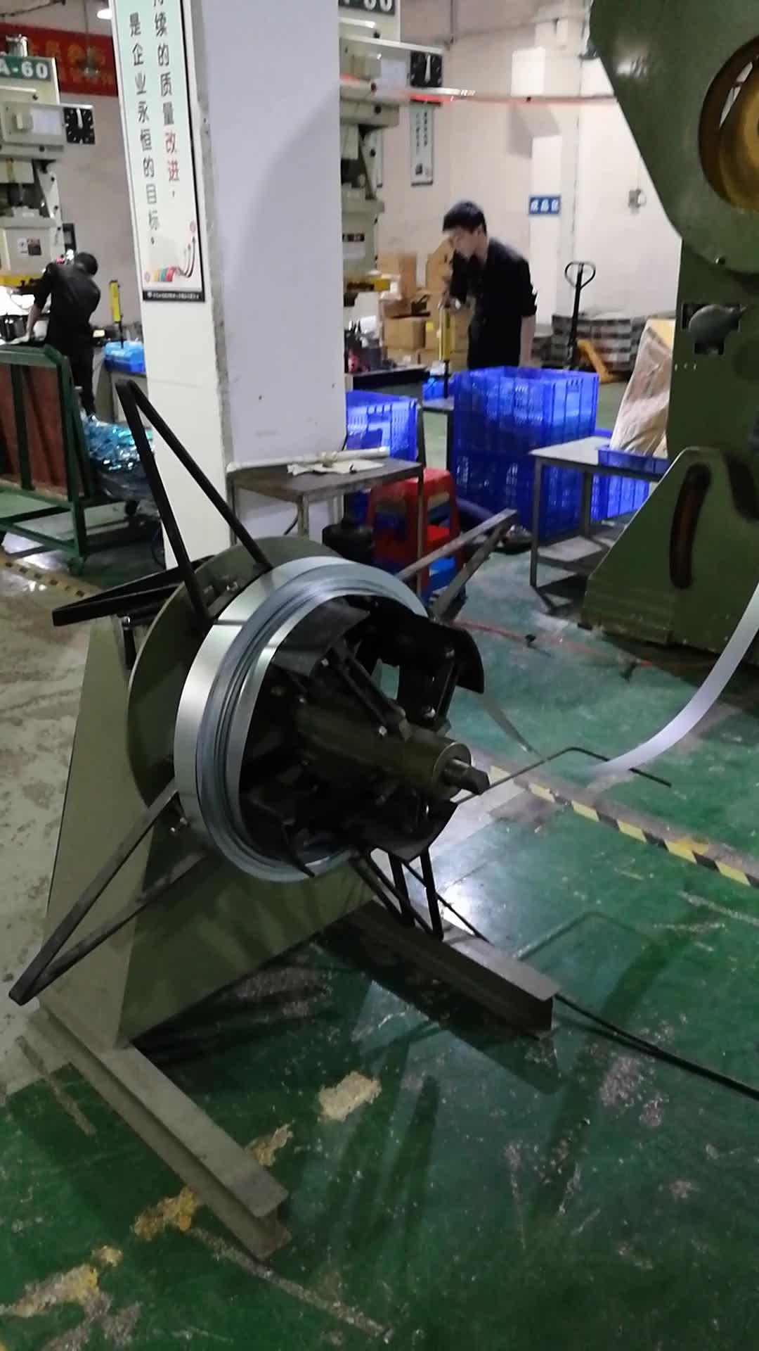 hydraulic decoiler, high speed rollforming machine,galvanized steel sheet machine