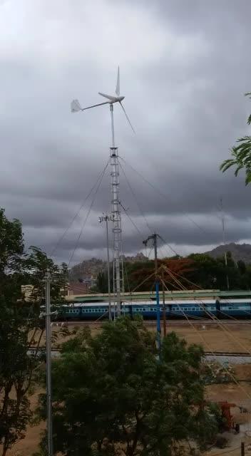 3KW グリッド風力タービンシステム 3KW グリッド風力タービンインバータとコントローラ