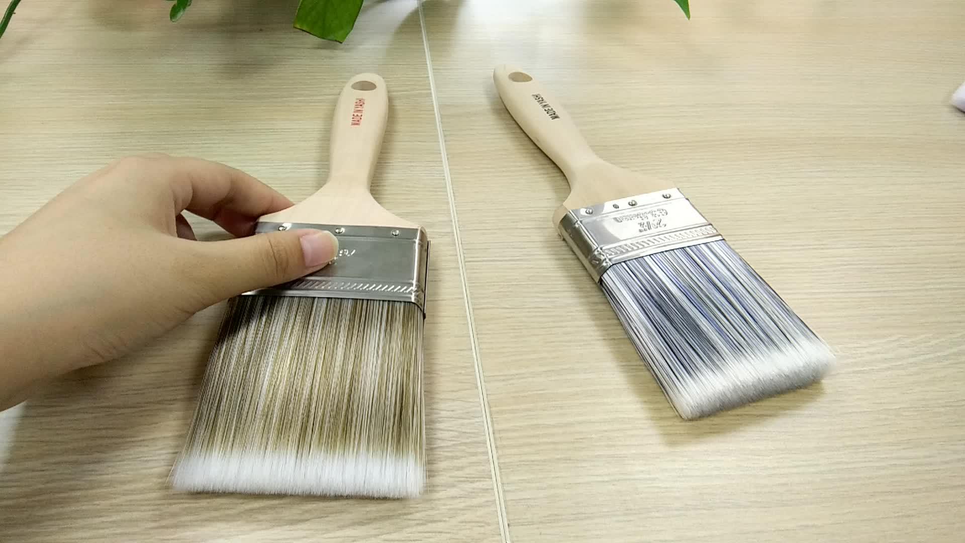 Special Discount Wholesale Wood handle PaintBrush