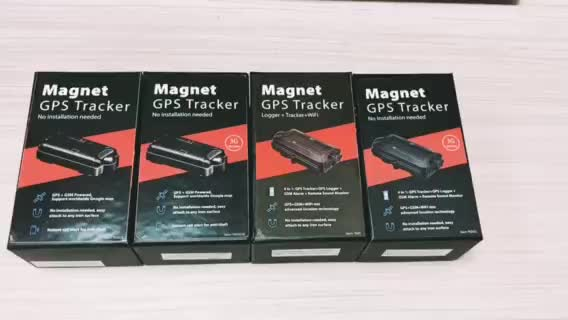 TK05SE Strong Magnet car GPS Tracker gsm real time tracing Vehicle trackers waterproof 5000mAh big battery long standby tracker