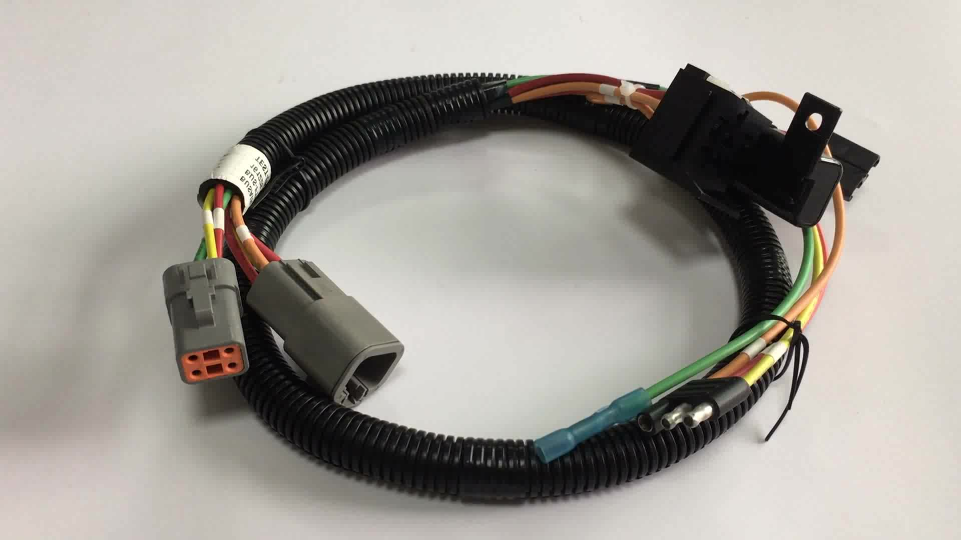 OEM Car Wire Harness Manufacturers for Automotive