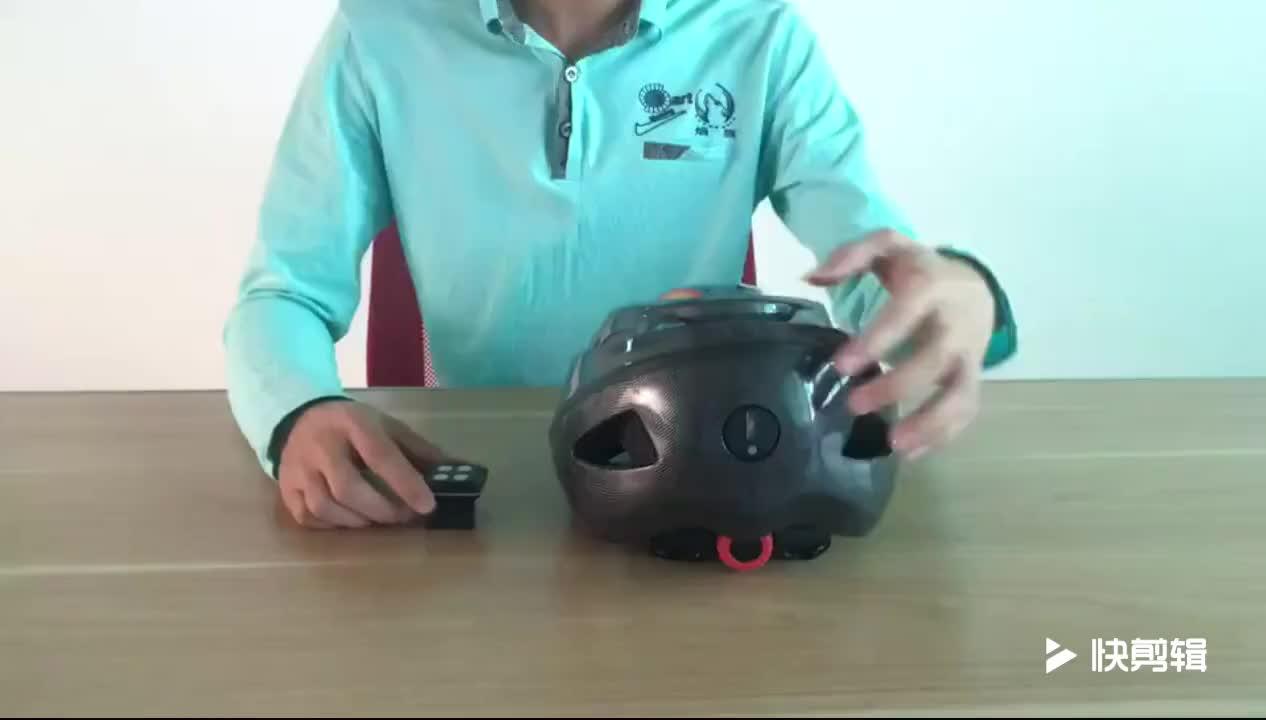 Fornitore della cina ha condotto la luce casco da bicicletta per adulti
