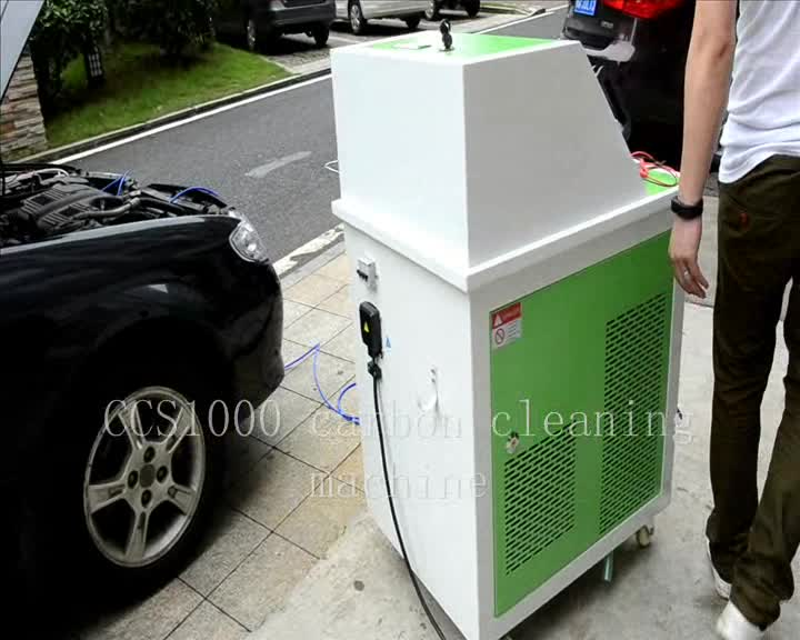 Diesel Internal Car Fuel Injector Engine Carbon Clean Machine For Sale