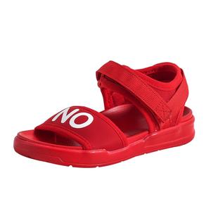 女童2021新款夏季中大童软底沙滩鞋
