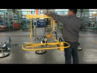 Glass Transporation Vacuum lifter Air powered vacuum lifting device