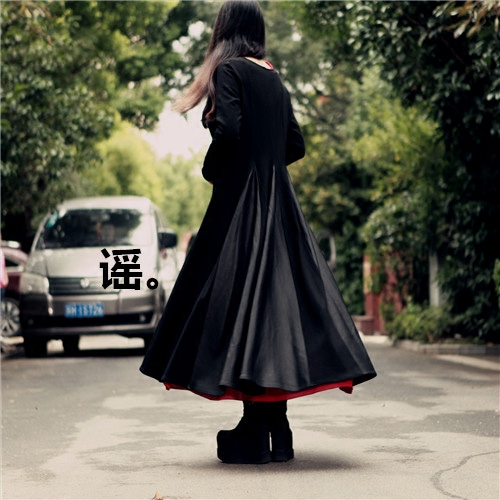 回馈五折所罗门王加厚版黑开衫原创设计店此岸歌声