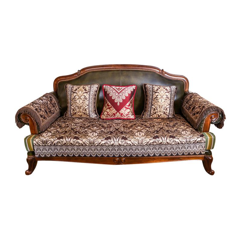 欧式沙发垫四季防滑高档轻奢客厅套怎么样