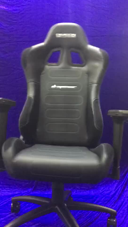 Executive recliner swivel rocking gaming chair