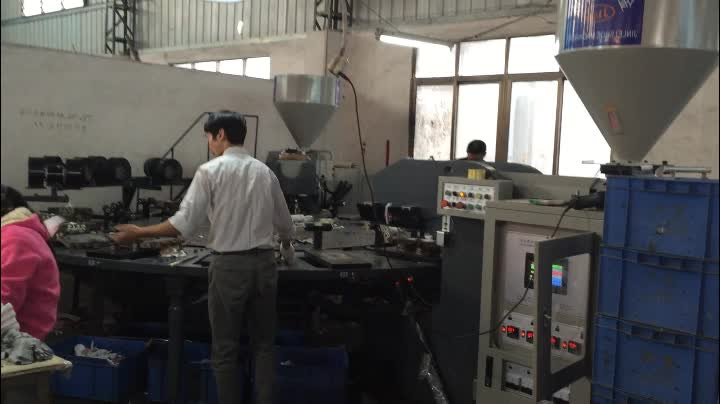 Rotary Two Color TPR Sole Making Machine