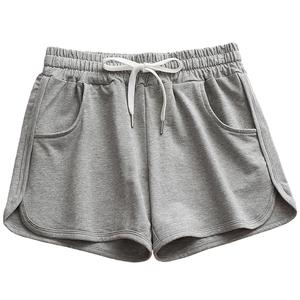 运动女夏宽松薄款2021短裤