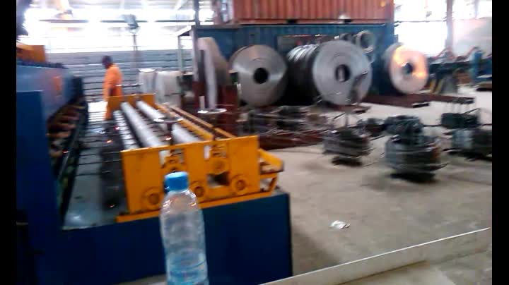 FT-FP2400 Automatic Wire Mesh Welding Machine