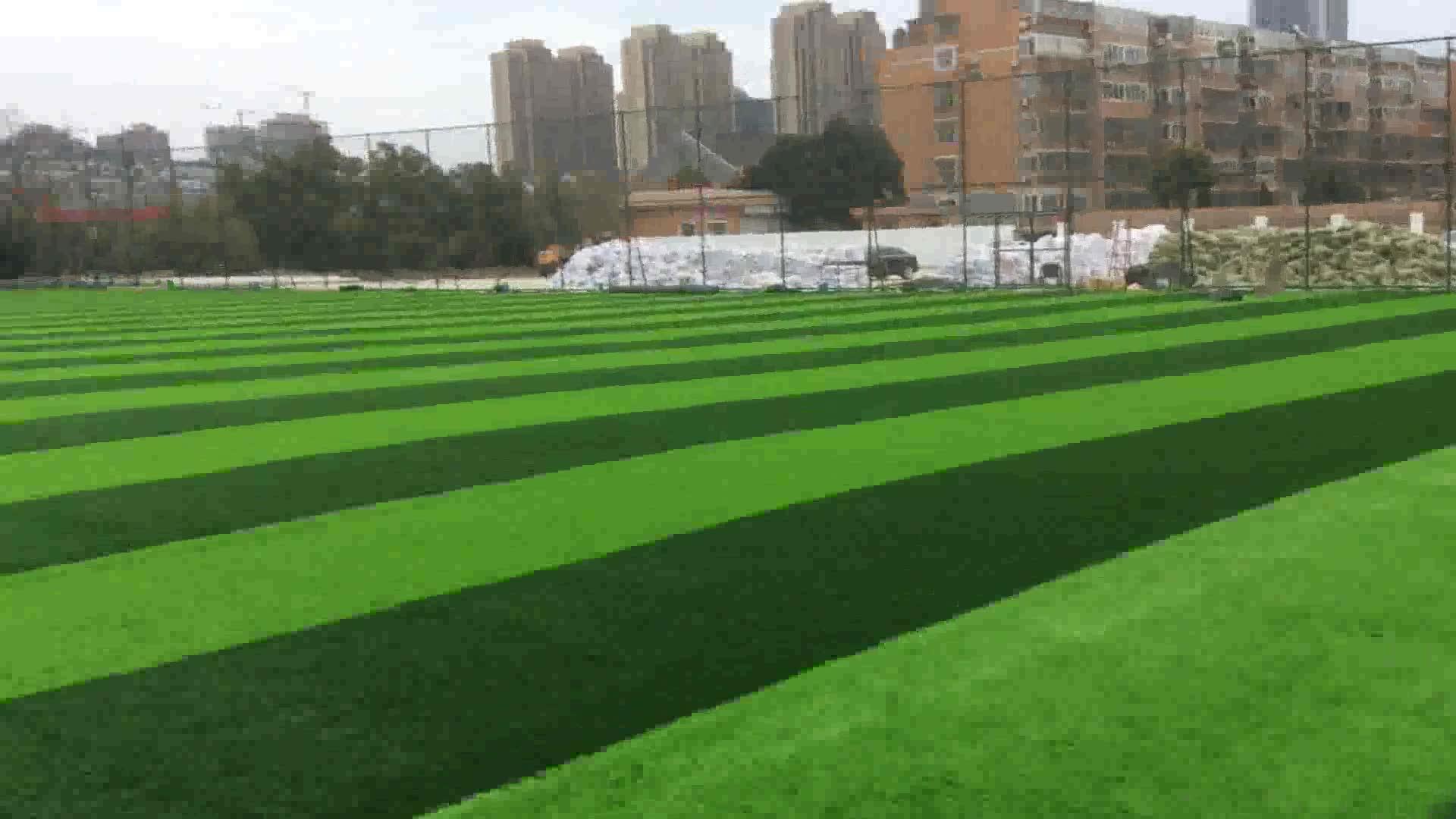 2019 Artificial football grass lawn