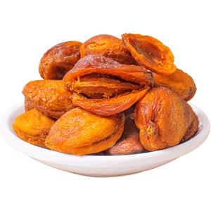 胡杨峰无添加天然干杏树上大黑杏干