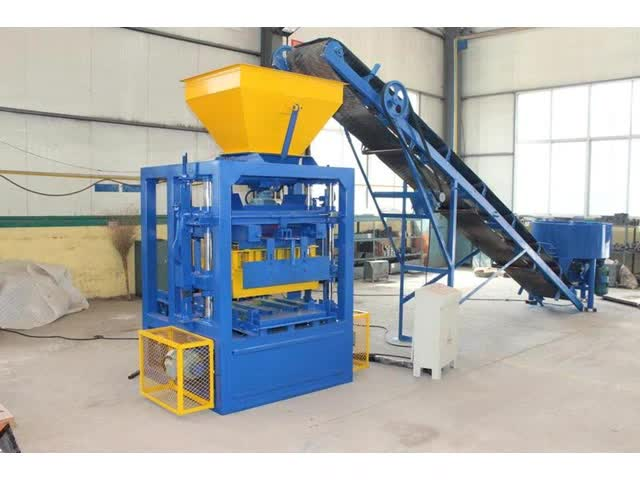 Where To Buy Block Moulding Machine In Nigeria