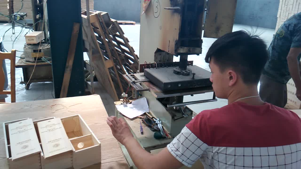 China factory price supply Fancy crafts cheap wood box