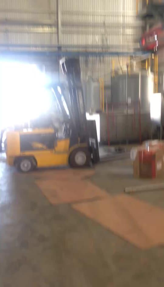 Agitateur industriel Vide Distillation Moléculaire Vaporisateur Essuyé de Film