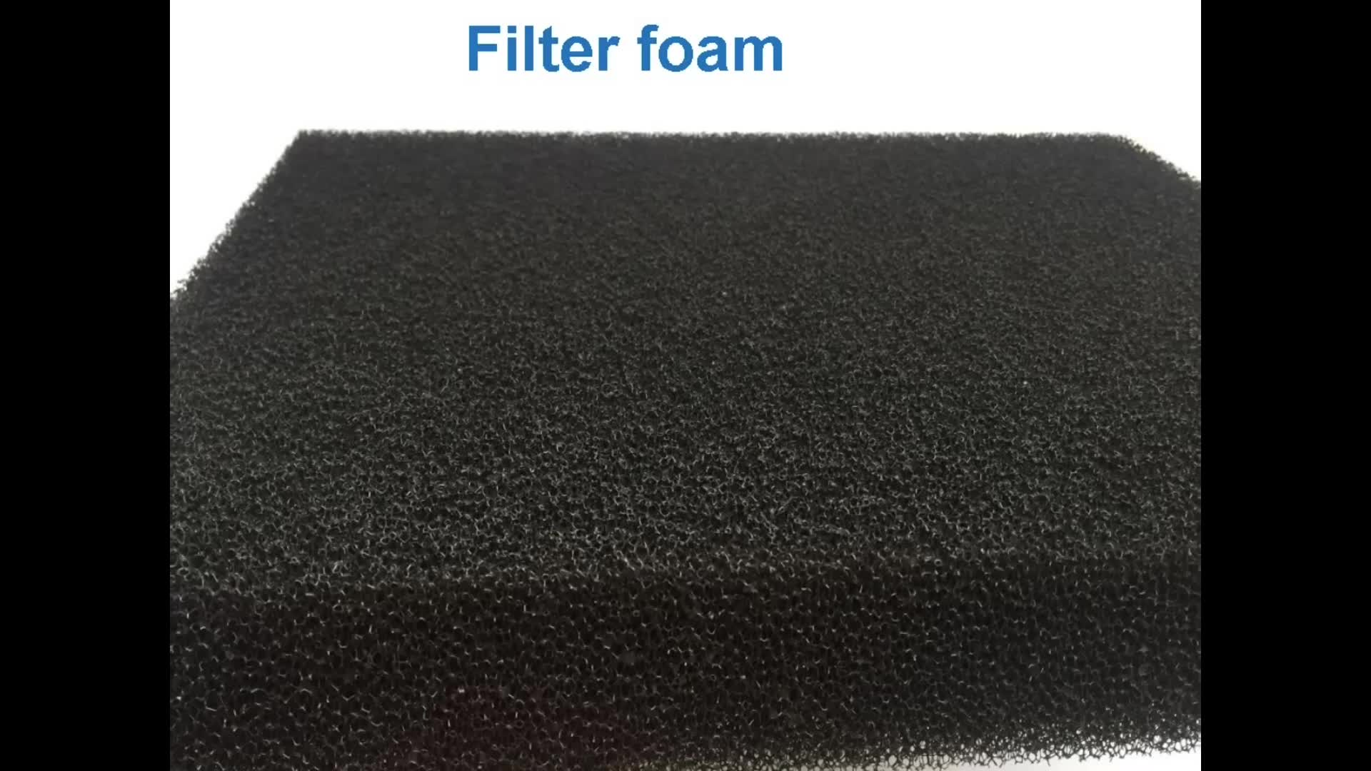Sponge Foam Mattress Air Filter/air Conditioning Materials ...