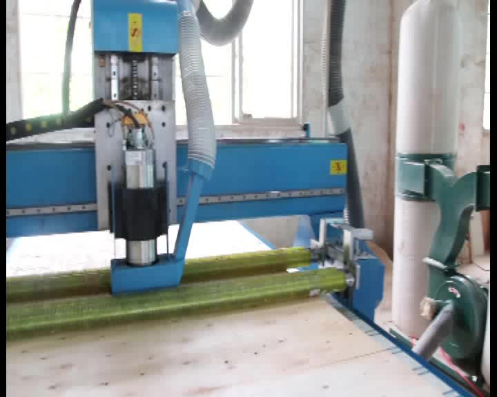 Germany automatic cnc balsa wood profile cutting machine