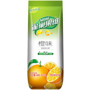 雀巢果维c果珍橙汁粉冲饮果汁粉