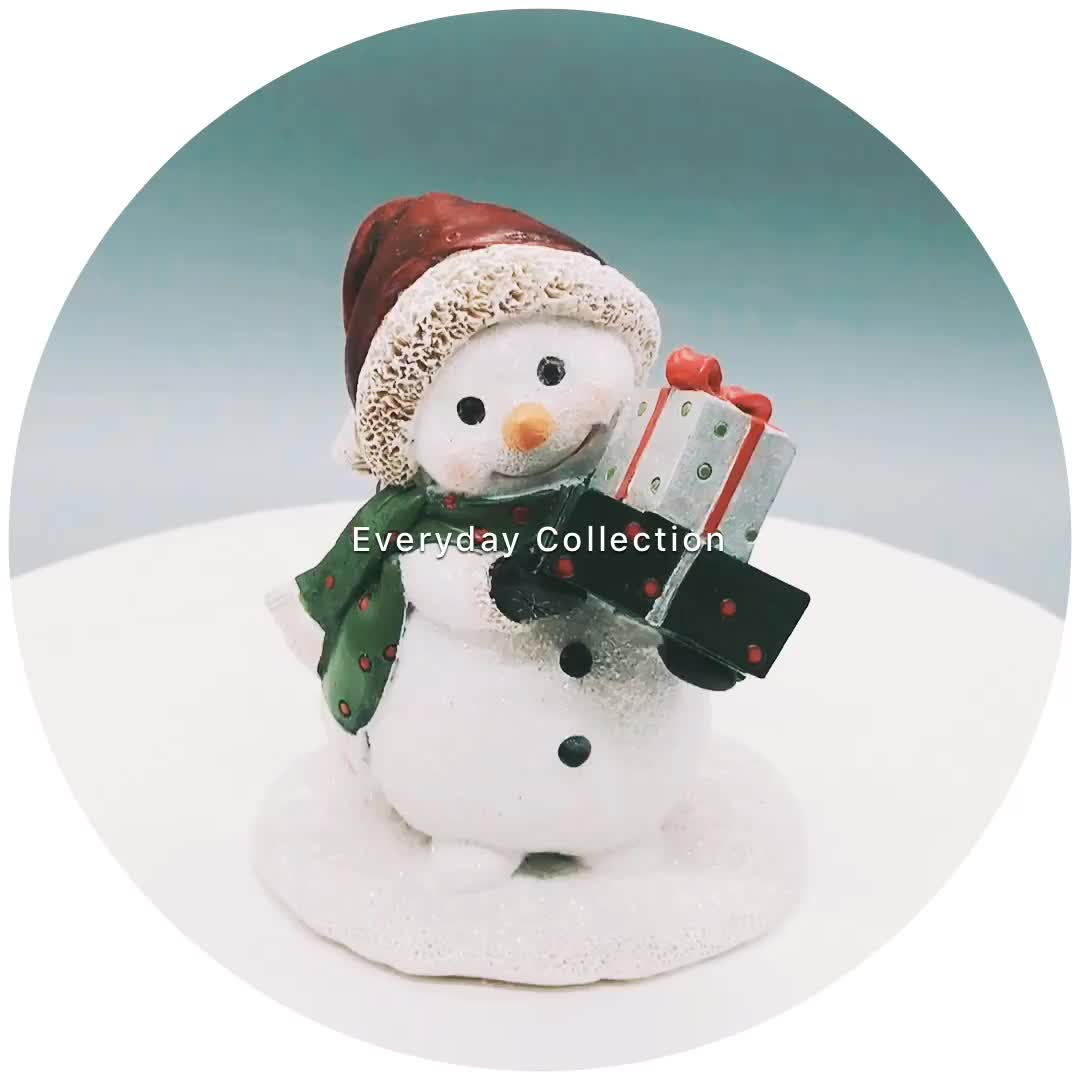 Wholesale Personalized Polyresin Ornament Import Christmas