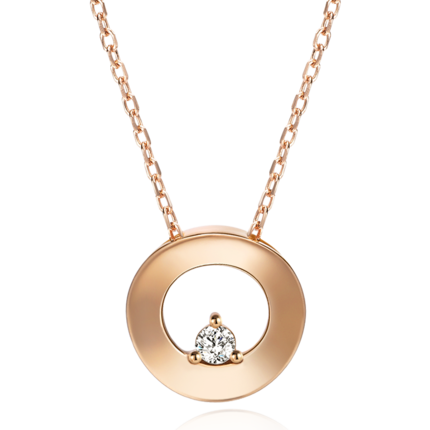 925纯银采用施华洛世奇元素玫瑰金