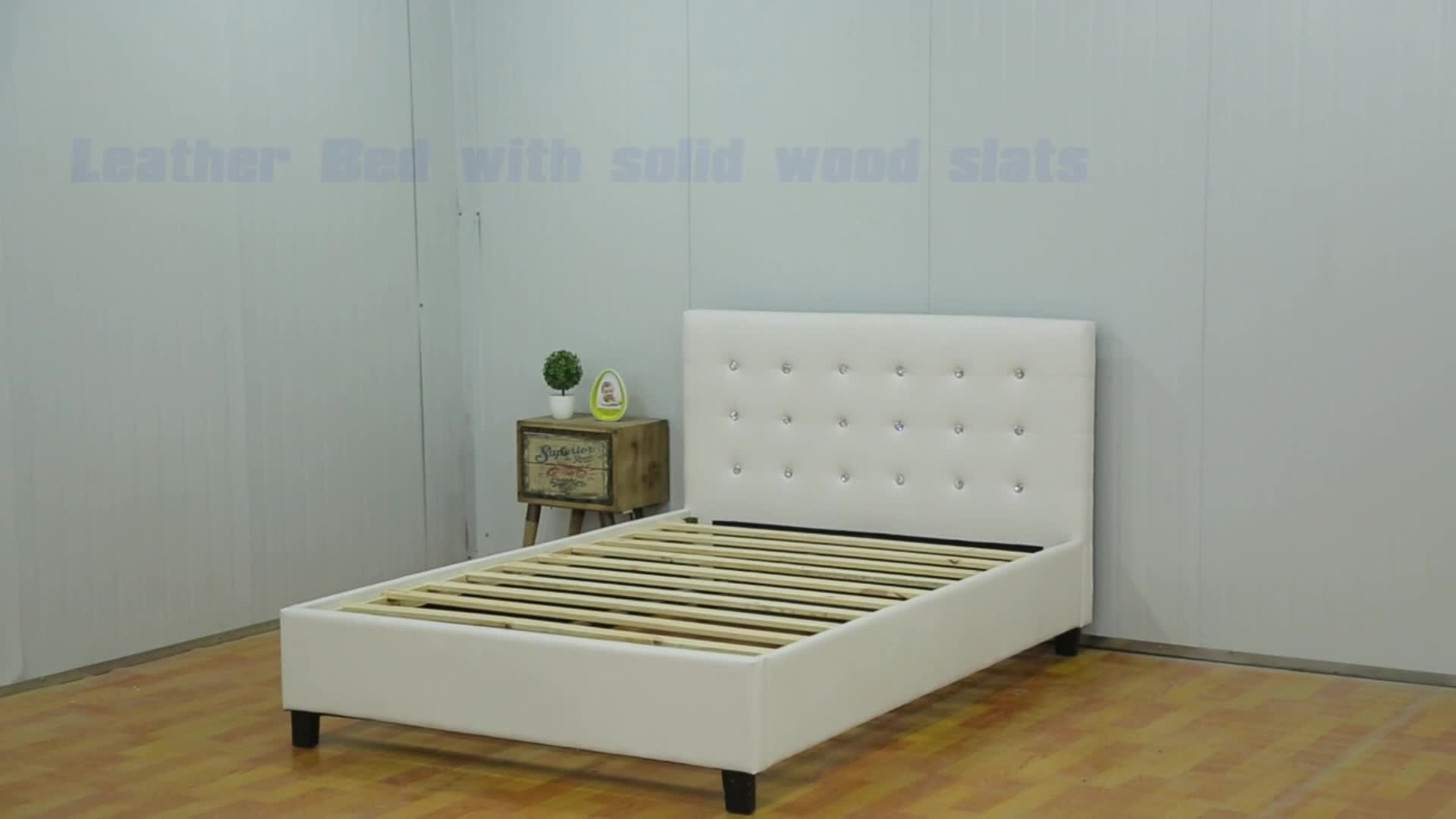 Free Sample Cot Models Latest Designs Double Bed With Box Buy