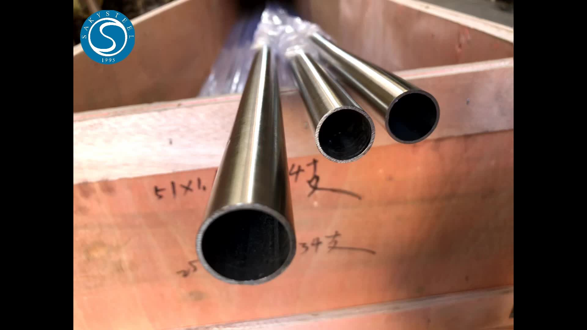 Capillary 304 Stainless Steel Seamless Pipe With Great Price